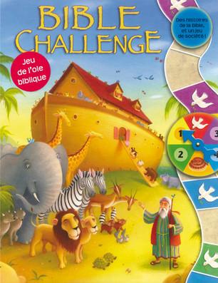 Bible Challenge - Un livre... et un jeu de l'oie