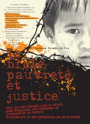 Bible Pauvreté et Justice