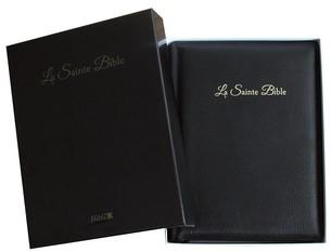 Bible Segond 1910 : Édition haut de gamme en coffret