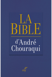 La Bible d'André Chouraqui
