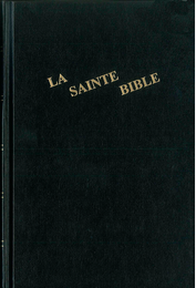 La Sainte Bible, Ostervald