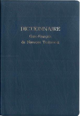 Dictionnaire grec-français du Nouveau Testament