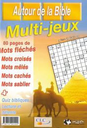 Multi-jeux autour de la Bible