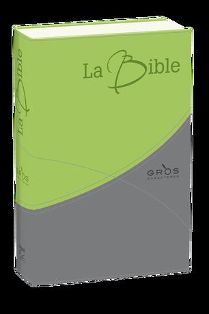 Bible gros caractères Segond 21