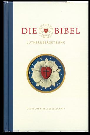 Die Bibel - Lutherübersetzung – Bible en allemand
