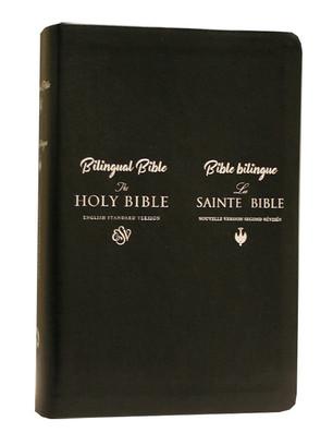 La Sainte Bible (bilingue anglais/français)