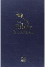 Bible en espagnol - Edition d