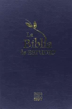 La Biblia de Estudio – Bible d'étude en espagnol
