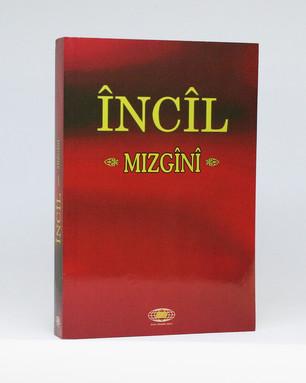 Încîl Mizgînî – Nouveau testament en kurde