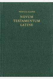 Novum Testamentum Latine - Nouveau Testament latin