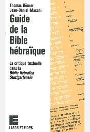 Guide de la Bible hébraïque