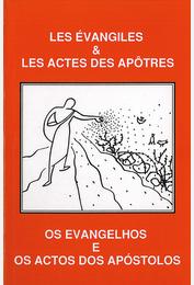 Evangiles et Actes en portugais - français