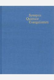 Synopse des quatre évangiles en grec