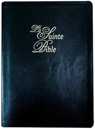 La Sainte Bible - Gros caractères