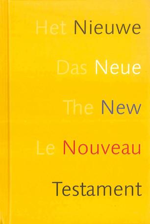 Nouveau Testament multilingue illustré