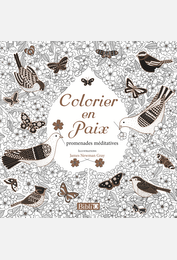 Colorier en paix - Promenades méditatives