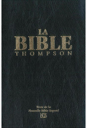 Bible Thompson