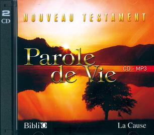 Nouveau Testament en MP3