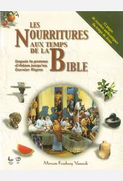 Les nourritures aux temps de la Bible