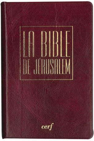 La Bible de Jérusalem - Poche