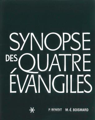 Synopse des quatre évangiles - Tome I