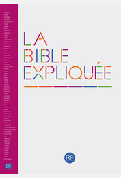 La Bible Expliquée avec deutérocanoniques