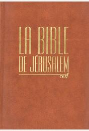 La Bible de Jérusalem - Compacte