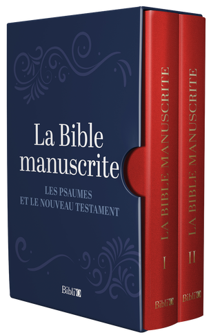 La Bible manuscrite