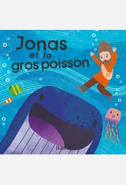 Livre pour le bain - Jonas et le gros poisson