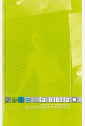 La Biblia - Traducción en lenguaje actual – Bible en espagnol