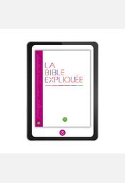 La Bible Expliquée avec les livres deutérocanoniques version numérique