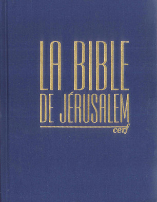 La Bible de Jérusalem - Major