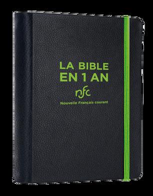La Bible en 1 an