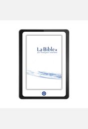 La Bible en français courant sans notes, sans les livres deutérocanoniques version numérique