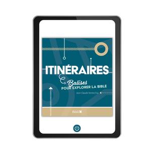 Itinéraires e-book