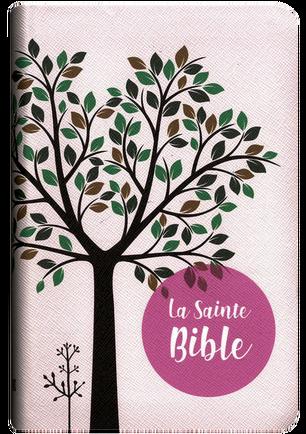 La Sainte Bible - Louis Segond 1910 (Rose)