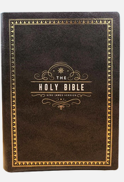 The Holy Bible - King James Version – Bible en anglais