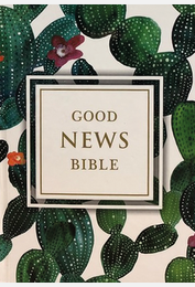 Bible en anglais : traduction Good News Bible
