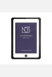 La Nouvelle Bible Segond Edition d'étude version numérique