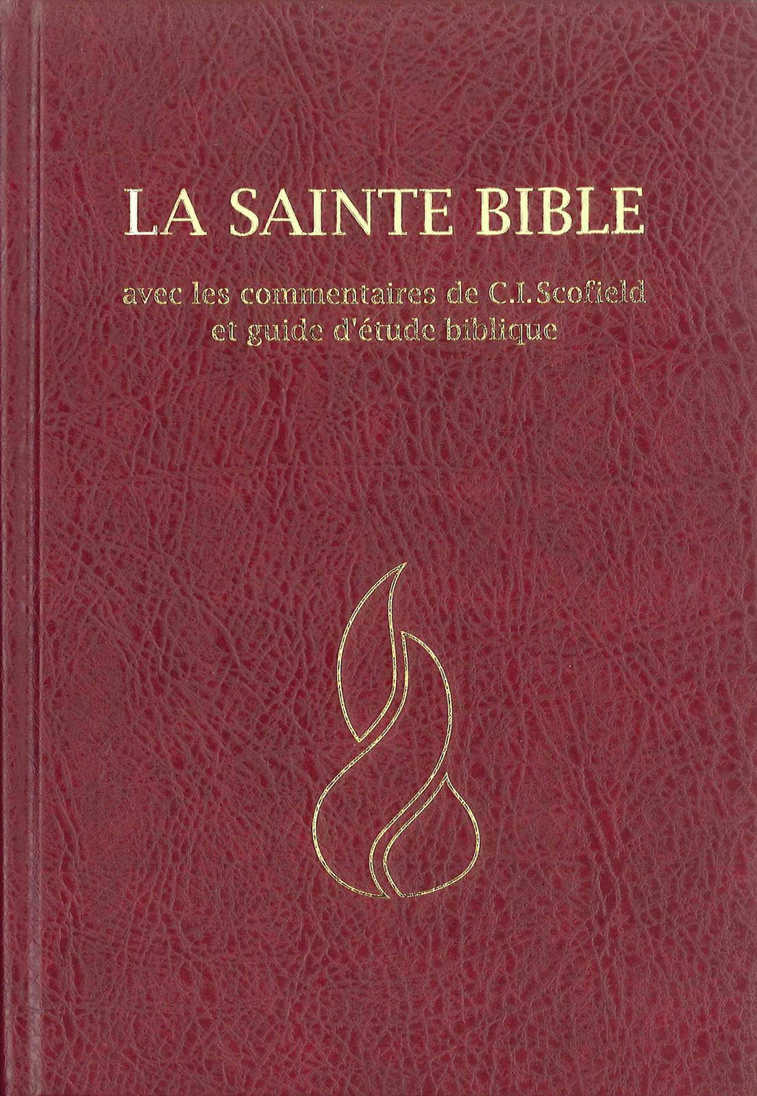 BIBLE SCOFIELD GRATUITEMENT LA TÉLÉCHARGER